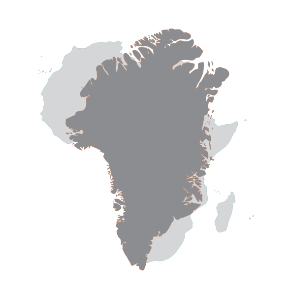 Study cartography greenland africa on online maps gumiabroncs Image collections